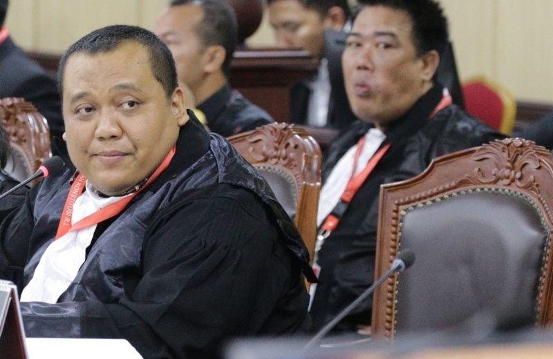 Sekjen PAHAM Indonesia Moh. Rozaq Asyhari.* /PORTAL JEMBER/Dok. MKRI